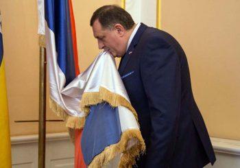 PREDSJEDNIŠTVO: Za Dodika neprihvatljive konsultacije bez zastave RS, osim ako se ne ukloni i zastava FBiH
