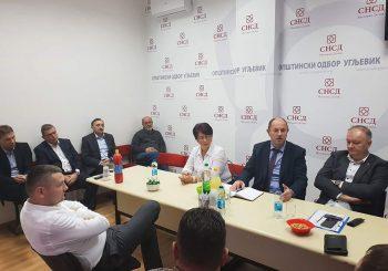 UGLJEVIK Luka Petrović podnio prijave protiv vrha RiTE, istovremeno se sastao sa lokalnim SNSD-om