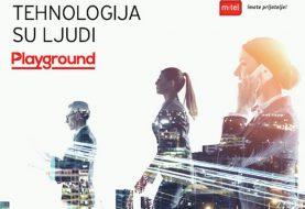 """M:TEL PLAYGROUND Održana stručna konferencija """"Tehnologija su ljudi"""""""