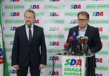 """IZETBEGOVIĆ O """"BH. BLOKU"""": Ne žele koaliciju sa etničkim strankama, tu ubrajaju SNSD, HDZ i SDA"""