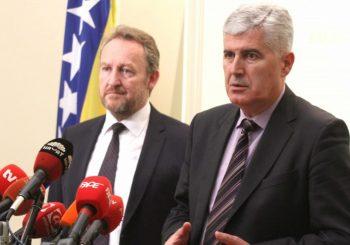 Čović je ponizio Hrvate, a Izetbegović je izdao Bošnjake