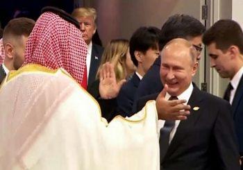 SAMIT G 20: Šta se događalo u trouglu Tramp - Putin - Salman?