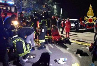 ITALIJA U noćnom klubu šest poginulih, paniku pokrenuo maskirani muškarac sa suzavcem