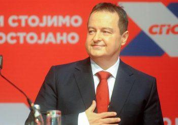 KONGRES SPS-a: Dačić pred Vučićem i Dodikom poručio da je za Srbiju danas RS možda važnija i od Kosova