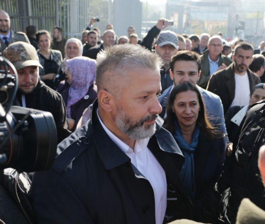 NASER ORIĆ Očekujem da mi se Vučić izvini, tri advokata iz