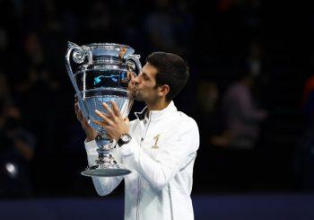 """STIGAO SAMPRASA Novak Đoković šesti put dobio nagradu """"ITF svjetski šampion"""""""