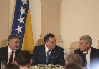 PREDSJEDNIŠTVO BIH Dodik, Džaferović i Komšić imenovali savjetnike