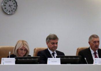PREDSTAVNIČKI DOM BIH Krišto izabrana za predsjedavajuću, Radmanović i Zvizdić zamjenici