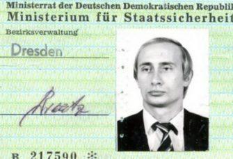 ŠTAZI Putin imao legitimaciju njemačke tajne službe