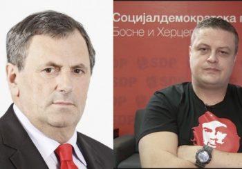 SUKOB U SDP-u U RS: Meholjić tvrdi da mu je Mijatović prijetio, Vojin odgovara da Hakija radi za SDA