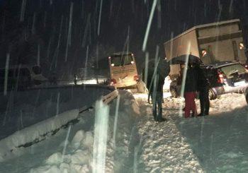 POZLILO MU Banjalučanin preminuo u automobilskoj koloni kod Jablanice