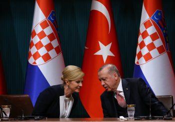 """SASTANAK SA KOLINDOM Erdogan zatražio """"obaveznu reviziju"""" Dejtonskog sporazuma u BiH"""