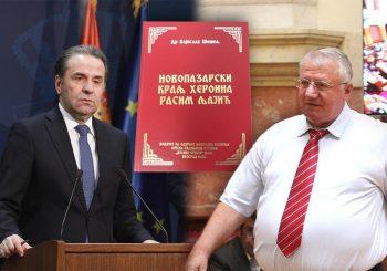 OPTUŽBE Šešelj objavio knjigu o Ljajiću, on poručio da će šef SRS biti kriv ako mu se nešto desi