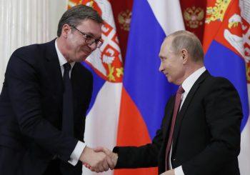 VLAST U SRBIJI: Putina će dočekati 70.000 ljudi, OPOZICIJA: Nije to doček, već kontramiting SNS-a