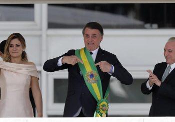 BRAZIL Bolsonaro preuzeo predsjedničku dužnost, odmah razmijenio komplimente sa Trampom