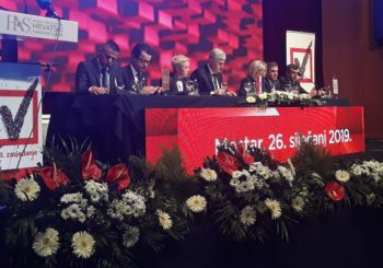 HNS USVOJIO DEKLARACIJU Zahtijevaju izmjene Izbornog zakona i Ustava BiH