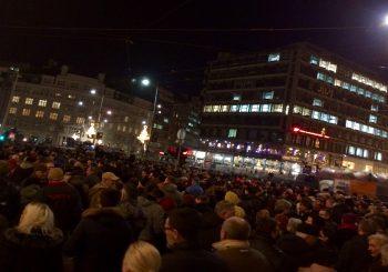 GODIŠNJICA UBISTVA OLIVERA IVANOVIĆA Opozicija u protestnoj šetnji, udovica sa Vučićem u Hramu Svetog Save