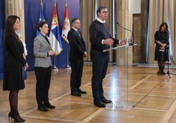 VUČIĆ Uvešćemo kaznu doživotnog zatvora u Srbiji, država će pregaziti kriminalce