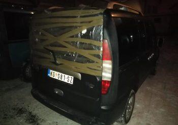 NAPAD Rok grupi iz Kragujevca demoliran auto i ukradena oprema u Sarajevu