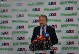 IZETBEGOVIĆ: Vrijeme je da SNSD prestane opstruisati rad Parlamenta BiH
