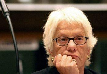 KARLA DEL PONTE Prekasno za istinu o albanskim zločinima, ne očekujem ništa od suda za OVK