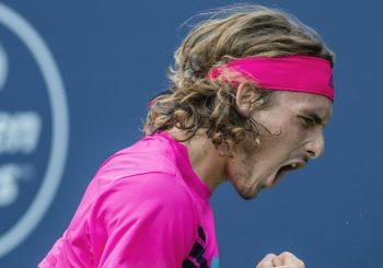 SENZACIJA U MELBURNU Cicipas srušio Federera