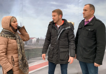 PERFORMANS Stanivuković, Savić - Banjac i Petković o radovima na banjalučkom Zelenom mostu VIDEO