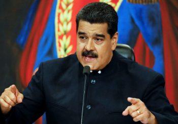 MADURO: SAD i Brazil pripremaju rat protiv Venecuele