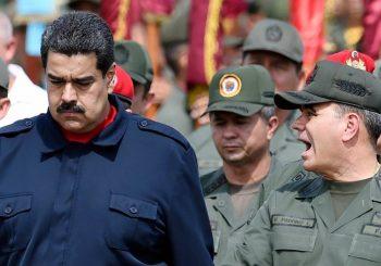 VENECUELA KLJUČA Vojska stala uz Madura