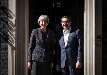 PREŽIVJELE DVIJE VLADE Uz Terezu Mej i Aleksisa Ciprasa tijesne parlamentarne većine u Britaniji i Grčkoj