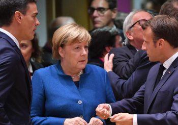 DALI MU ROK Merkel, Makron i Sančez traže od Madura da raspiše nove izbore u narednih osam dana
