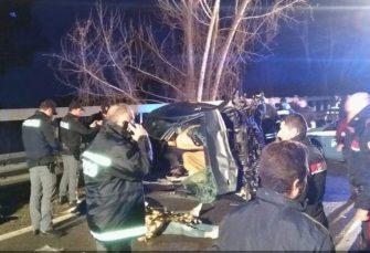 ITALIJA Četvoro poginulih državljana Srbije, bježali od policije jureći 160 na sat