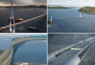 NORVEŠKA Najveći projekat u istoriji zemlje, ulažu 47 milijardi dolara u autoput dug 1.100 kilometara VIDEO