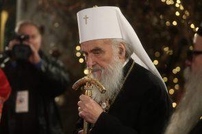 NAZIVAO GA NAKAZOM U MANTIJI: Kako je o patrijarhu Irineju govorio Nebojša Vukanović