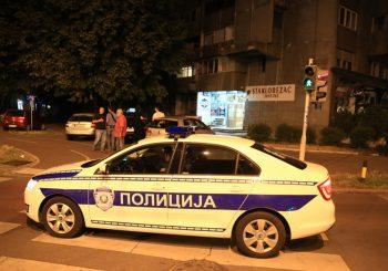 DIVLJAO Boško Buha, sin bivšeg šefa surčinskog klana Čumeta, potezao automatsku pušku na policiju