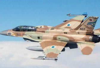 OBORENO SEDAM RAKETA Sirija odbila napad izraelskih aviona F-16