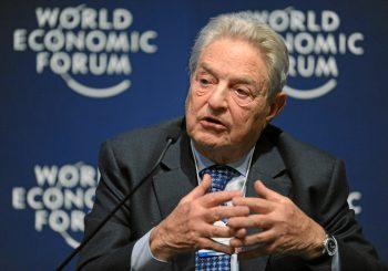 SOROS U DAVOSU Glavni duel budućnosti vodiće SAD i Kina, to je hladni rat koji će se usijati