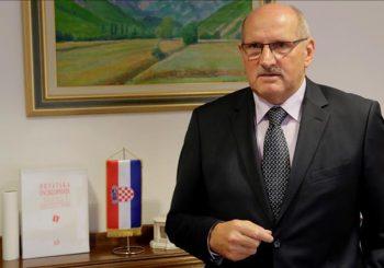 KAŽNJEN: MIP Hrvatske smijenio ambasadora u BiH zbog dolaska u Banjaluku 9. januara