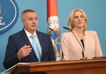 ČESTITKA Cvijanovićeva, Višković i Čubrilović poželjeli srećnu pravoslavnu Novu godinu