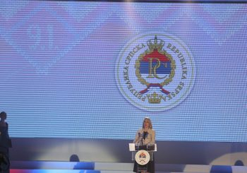 SVEČANA AKADEMIJA Cvijanovićeva poručila da bez Srpske nema slobode