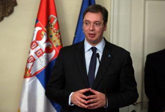 VUČIĆ: Iz Sarajeva od mene traže da obuzdavam Dodika, to nije moj posao