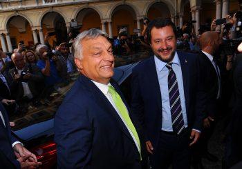 KONTAKTI SA STIVOM BENONOM: Dodik u kampanji za Evropski parlament sa Salvinijem i Orbanom?
