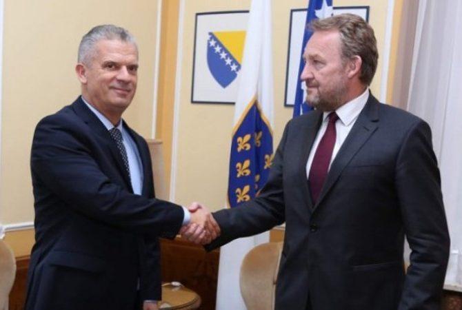 MEKTIĆEV NASLJEDNIK: Radončić traži od Bakira funkciju ministra bezbjednosti BiH