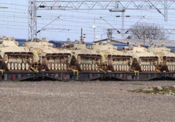 MISTERIJA Teretni voz pun tenkova izazvao čuđenje u Koprivnici
