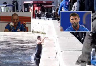 DETALJI: Organizator splitskog napada na vaterpoliste Zvezde sestrić poznatog tenisera Gorana Ivaniševića?