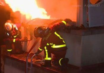 PARIZ: U požaru u stambenoj zgradi najmanje osam mrtvih i 30 povrijeđenih VIDEO