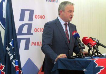 BORENOVIĆ (PDP): Sada je konačno jasno da je dogovor SNSD - SDA - HDZ doživio fijasko