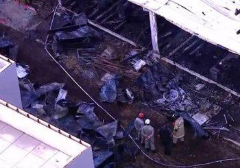 "RIO DE ŽANEIRO: U požaru u trening centru ""Flamenga"" 10 poginulih tinejdžera"