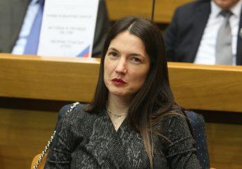 JELENA TRIVIĆ (PDP): Znam bar 10 poslanika većine koji su protiv Lukačevih izmjena Zakona o javnom redu