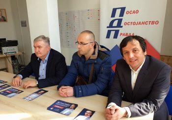 PDP TREBINJE: Nebojša Vukanović je narcisoidan i prepotentan, molimo ga da nam ubuduće ne pomaže